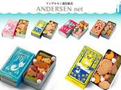 andersen cute cookies packagings kids