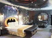 Chambre d'Hôtel Batman Taiwan
