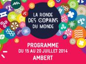 Festival Ronde Copains Monde Ambert juillet
