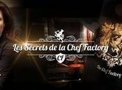 secrets Chef Factory était plus gourmande étonnante web-série culinaire