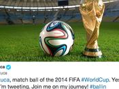 chiffres clés font Coupe monde premier évènement Social Media