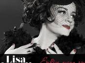 Lisa Angell concert novembre nouveau clip