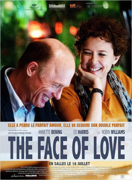 The face of love affiche film