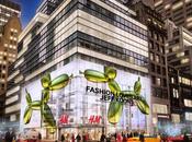 Jeff Koons s'expose chez H&M York...