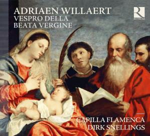 Adriaen Willaert Vespro Capilla Flamenca