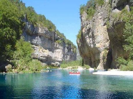 Les Gorges du Tarn (Languedoc Roussillon)