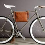Porte document pour vélo