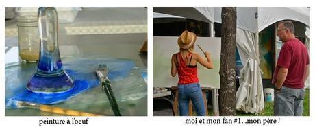 Le Rendez-vous des Arts de Saint-Jean  #Art en direct