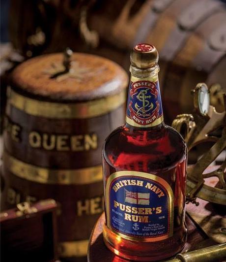 Rhum Pusser's : Le Navy Rum le plus célèbre