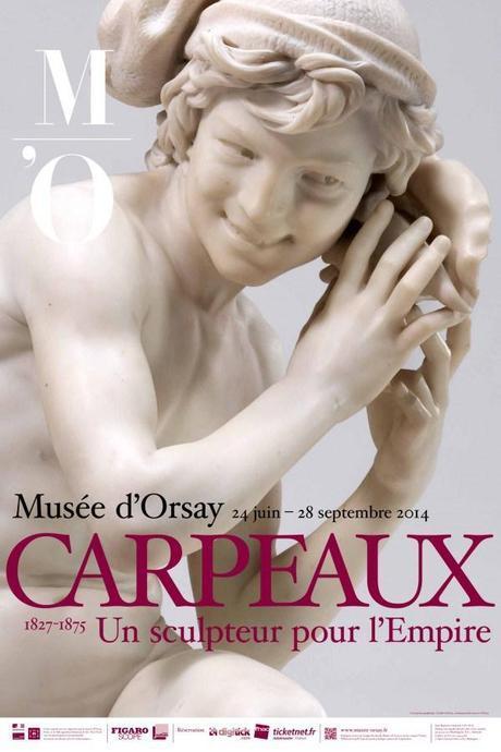 Carpeaux (1827-1875), un sculpteur pour l'Empire