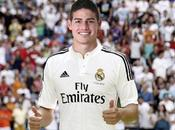 James Rodriguez officiellement Real Madrid