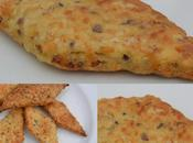 Biscuits apero moutarde comte
