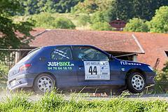 44 - Peugeot 306 - Lucien Rousset et Mathilde Naud
