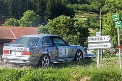 8 - BMW M3 E30 - Stéphane Carra et Benjamin Aubeuf