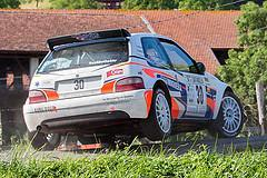 30 - Citroën Saxo - Patrice Mottuel Bain et Julien Petolat
