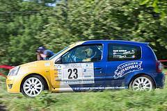 23 - Renault Clio Ragnotti - Cédric Fagot-Revurat et Sébastien Fagot-Revurat