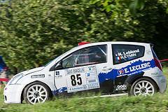 85 - Citroën C2 Maxi - Nicolas Leblond et Nicolas Eymin Petot
