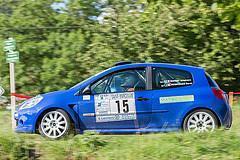 15 - Renault Clio - Stéphane Boissy et David Rodrigues