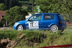 72 - Renault Clio Ragnotti - Ludovic Giraud et Damien Livache