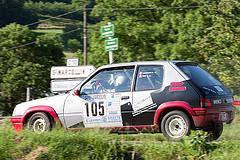 105 - Peugeot 205 - Giro Marigliano et Alexis Dore