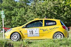 19 - Renault Clio - Robert Meirone et Fred Mourret