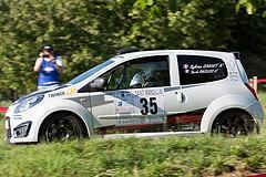 35 - Renault Twingo RS - Sylvain Canut et Sarah Salelles