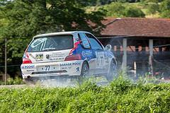 77 - Peugeot 106 - Karl Pinheiro et Clémentine Amiez