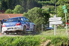25 - Subaru Impreza - Jean Guy Rabilloud et Alain Mathais