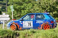 76 - Peugeot 106 - Jérôme Salanon et Alexandre Sancinito