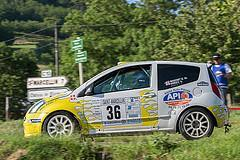 36 - Citroën C2 - Guillaume Bouchet et Nicolas Genoux