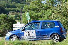 70 - Renault Clio Ragnotti - Anthony Puppo et Valentin Salmon