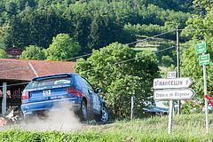 57 - Citroën ZX - Vincent Muzelier et Élodie Mourlan