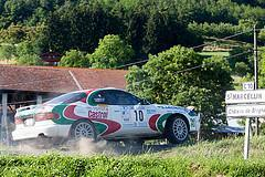 10 - Toyota ST 185 - Dominique Sauze et Daniel Flavien