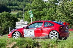7 - Renault Megane - Thierry Joram et Sophie Joram