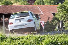 99 - Citroën Saxo VTS - Sébastien Ceugnet et Laury Dekeyser