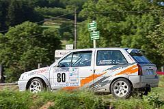 80 - Citroën AX GTI - Jérôme Reynaud et Melinda Reynaud