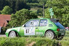 87 - Peugeot 205 - Christophe Meil et Anthony Buczniewski