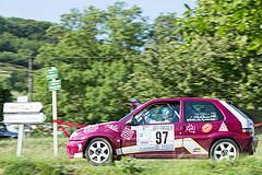 97 - Citroën Saxo VTS - Maxime Paulin et Alexandre Berthillier
