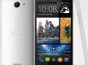 Smartphone Desire avec écran pouces double