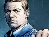 Gotham affiche style comic-book pour James Gordon