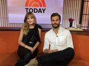 Interview Dakota Johnson Jamie Dornan pendant Today Show
