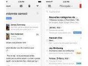Gmail nouvelles interactions avec Google Drive