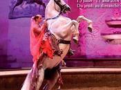 Jusqu'au août, laissez-vous enchanter Spectacle Musée Cheval Chantilly