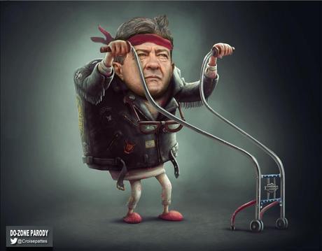 377ème semaine politique: Hollande et le burn out collectif