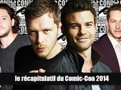 Dossier récapitulatif Comic-Con 2014
