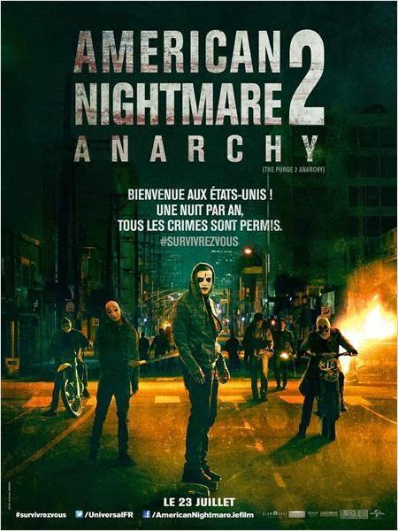 Cinéma American Nightmare 2 / Les Francis