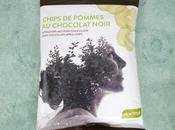 chips pommes chocolat noir NewTree