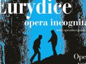 Opera incognita monte Orphée Euridyce Glück dans monde souterrain Munich