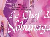 Chef Nobunaga tome