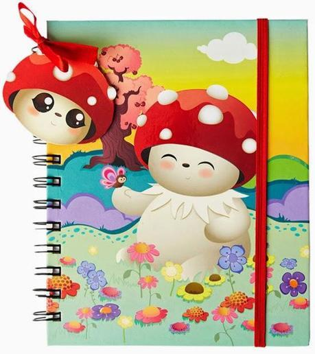 Bubble Notebook © Tulipop